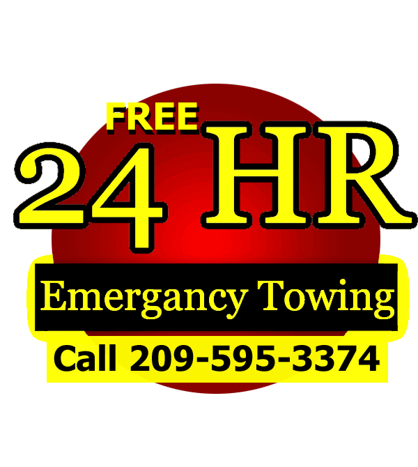 Free 24hr Emergency Towing