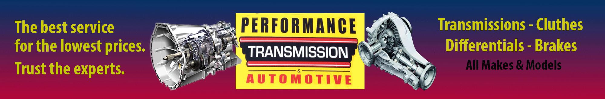 Performance Transmissions & Automotive